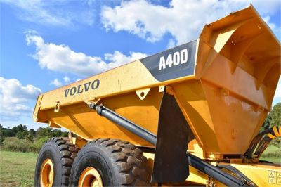USED 2005 VOLVO A40D OFF HIGHWAY TRUCK EQUIPMENT #2489-21