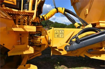 USED 2005 VOLVO A40D OFF HIGHWAY TRUCK EQUIPMENT #2489-23