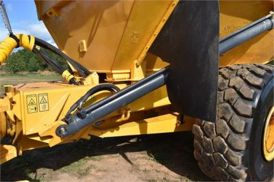 USED 2005 VOLVO A40D OFF HIGHWAY TRUCK EQUIPMENT #2489-27
