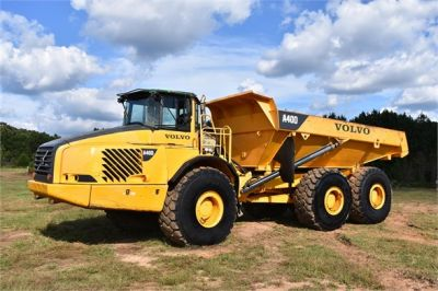 USED 2005 VOLVO A40D OFF HIGHWAY TRUCK EQUIPMENT #2489-3