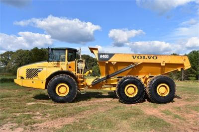 USED 2005 VOLVO A40D OFF HIGHWAY TRUCK EQUIPMENT #2489-4