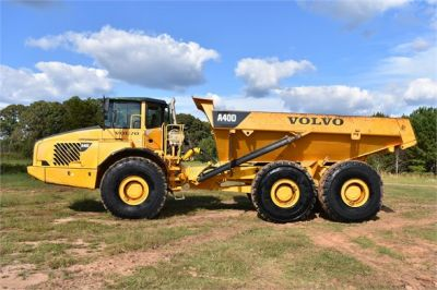 USED 2005 VOLVO A40D OFF HIGHWAY TRUCK EQUIPMENT #2489-5