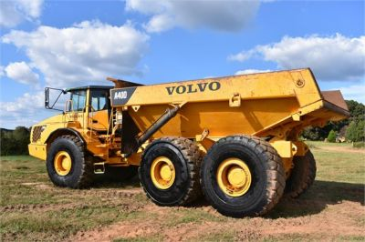 USED 2005 VOLVO A40D OFF HIGHWAY TRUCK EQUIPMENT #2489-6