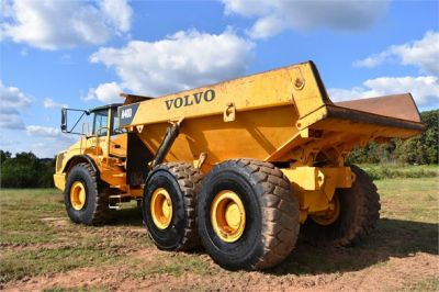 USED 2005 VOLVO A40D OFF HIGHWAY TRUCK EQUIPMENT #2489-7