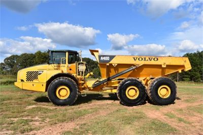 USED 2005 VOLVO A40D OFF HIGHWAY TRUCK EQUIPMENT #2489-8
