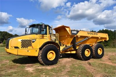 USED 2005 VOLVO A40D OFF HIGHWAY TRUCK EQUIPMENT #2489-9