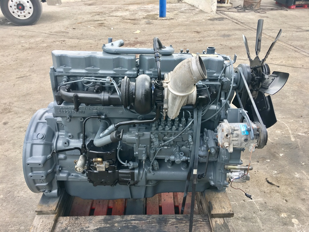 USED 1992 MACK E7 TRUCK ENGINE TRUCK PARTS #1046