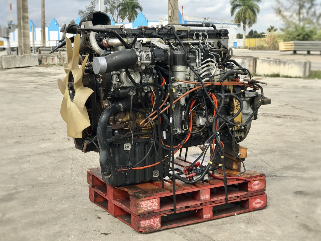 USED 2009 DETROIT DD13 TRUCK ENGINE TRUCK PARTS #1053