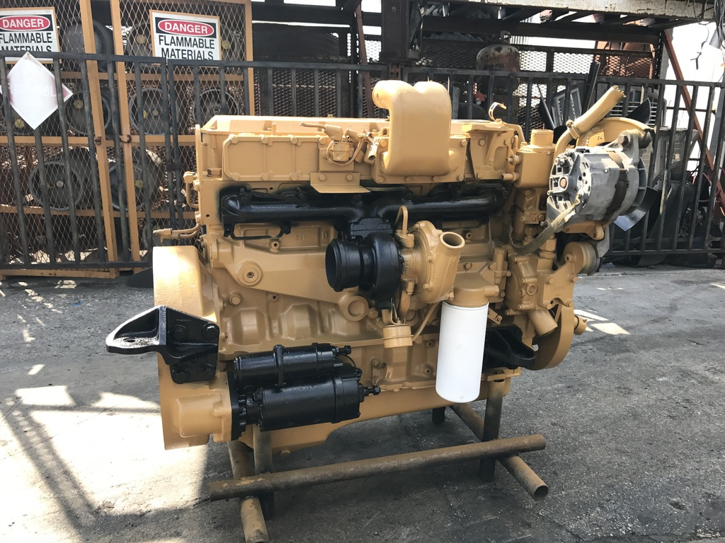 Used 1992 Cat 3116 Truck Engine For Sale In Fl 1056