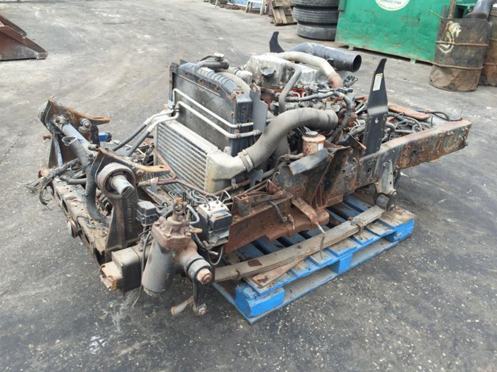 used 2006 nissan j05d ta truck engine for sale in fl 1060