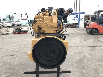 USED 1994 CAT 3306DI DIRECT INJECTION TRUCK ENGINE TRUCK PARTS #1066-4