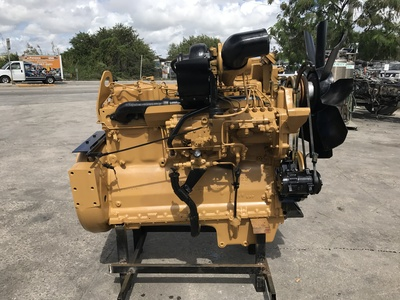 USED 1994 CAT 3306DI DIRECT INJECTION TRUCK ENGINE TRUCK PARTS #1066-9