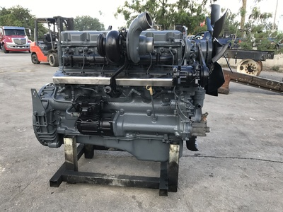USED 2000 MACK E7 - 355/380 TRUCK ENGINE TRUCK PARTS #1067-3