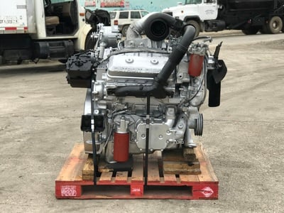 USED DETROIT 92 SERIES TRUCK ENGINE TRUCK PARTS #1084-11