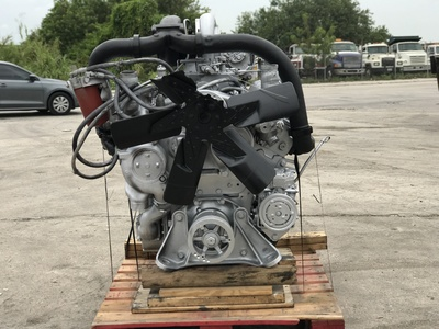 USED DETROIT 92 SERIES TRUCK ENGINE TRUCK PARTS #1084-15