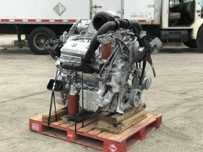USED DETROIT 92 SERIES TRUCK ENGINE TRUCK PARTS #1084-16