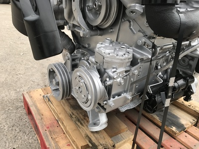 USED DETROIT 92 SERIES TRUCK ENGINE TRUCK PARTS #1084-6