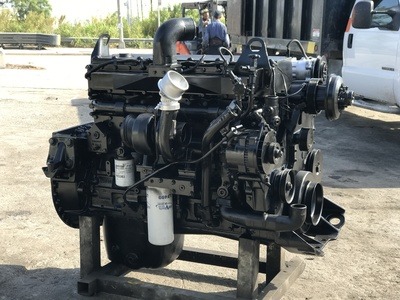 USED 1999 CUMMINS ISM TRUCK ENGINE TRUCK PARTS #1092-2