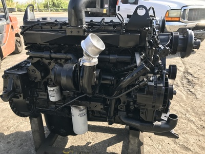 USED 1999 CUMMINS ISM TRUCK ENGINE TRUCK PARTS #1092-3