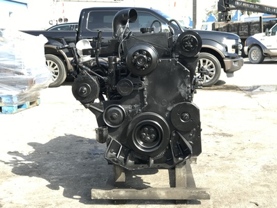USED 1999 CUMMINS ISM TRUCK ENGINE TRUCK PARTS #1092-4