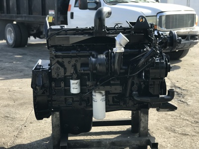 USED 1999 CUMMINS ISM TRUCK ENGINE TRUCK PARTS #1092-7