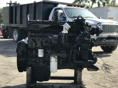 USED 1999 CUMMINS ISM TRUCK ENGINE TRUCK PARTS #1092-8