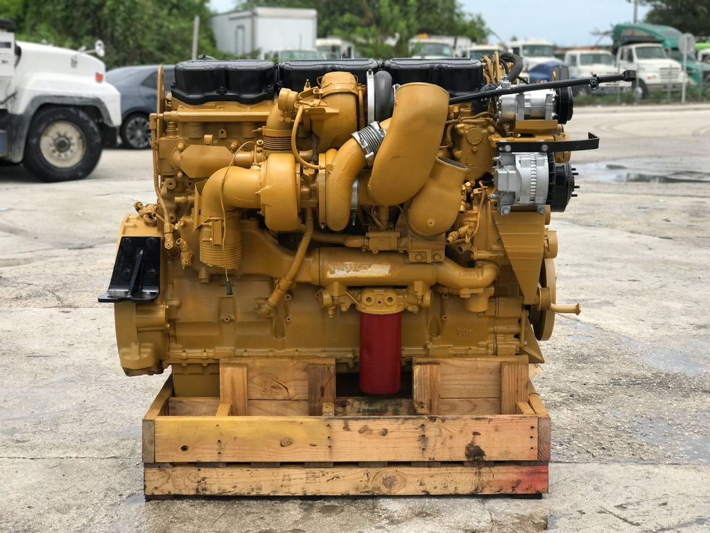 USED 2006 CAT C15 TRUCK ENGINE TRUCK PARTS #1095