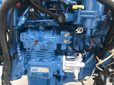 USED 2006 INTERNATIONAL DT570 TRUCK ENGINE TRUCK PARTS #1102-9