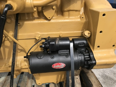 USED CAT 3306 TRUCK ENGINE TRUCK PARTS #1107-7