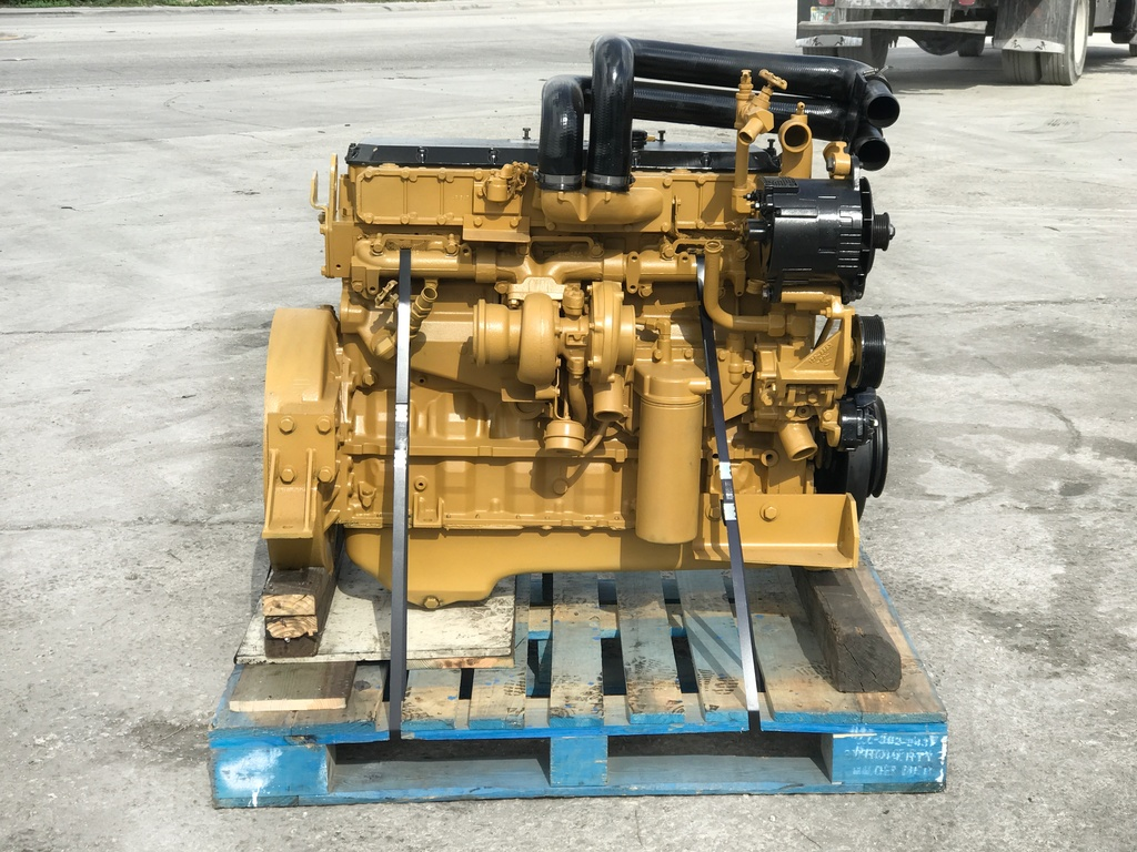 USED CAT 3116 TRUCK ENGINE TRUCK PARTS #1136