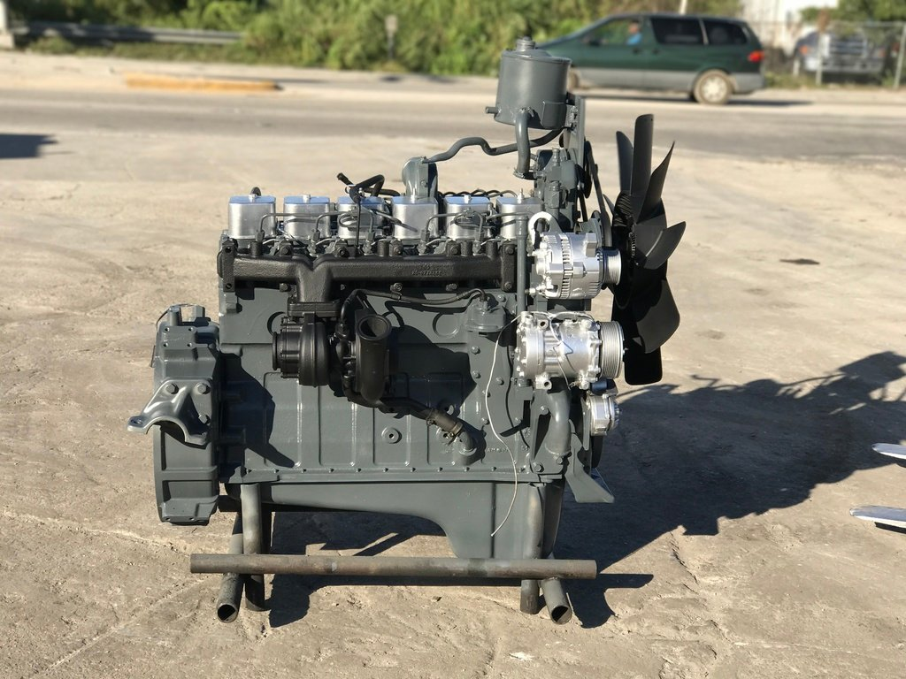 USED 1995 CUMMINS 5.9L TRUCK ENGINE TRUCK PARTS #1148