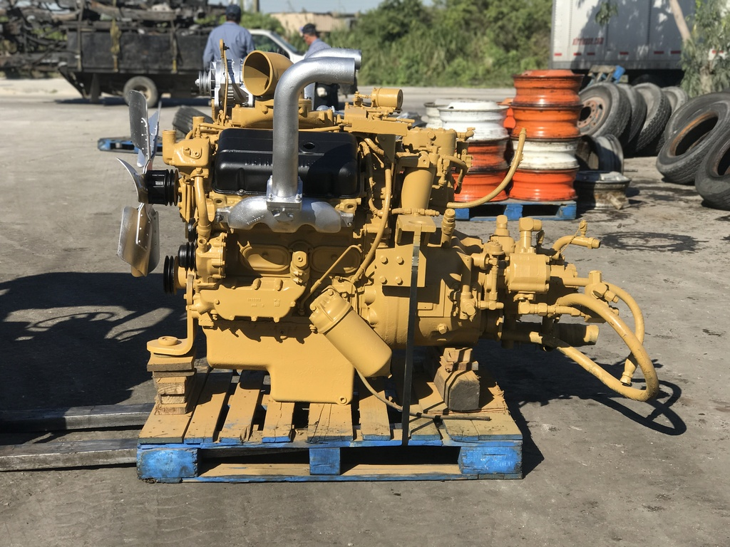Used 1997 Detroit Series 60 111l Truck Engine For Sale In Fl 1072 53 Diesel Wiring 6v53 Parts 1151