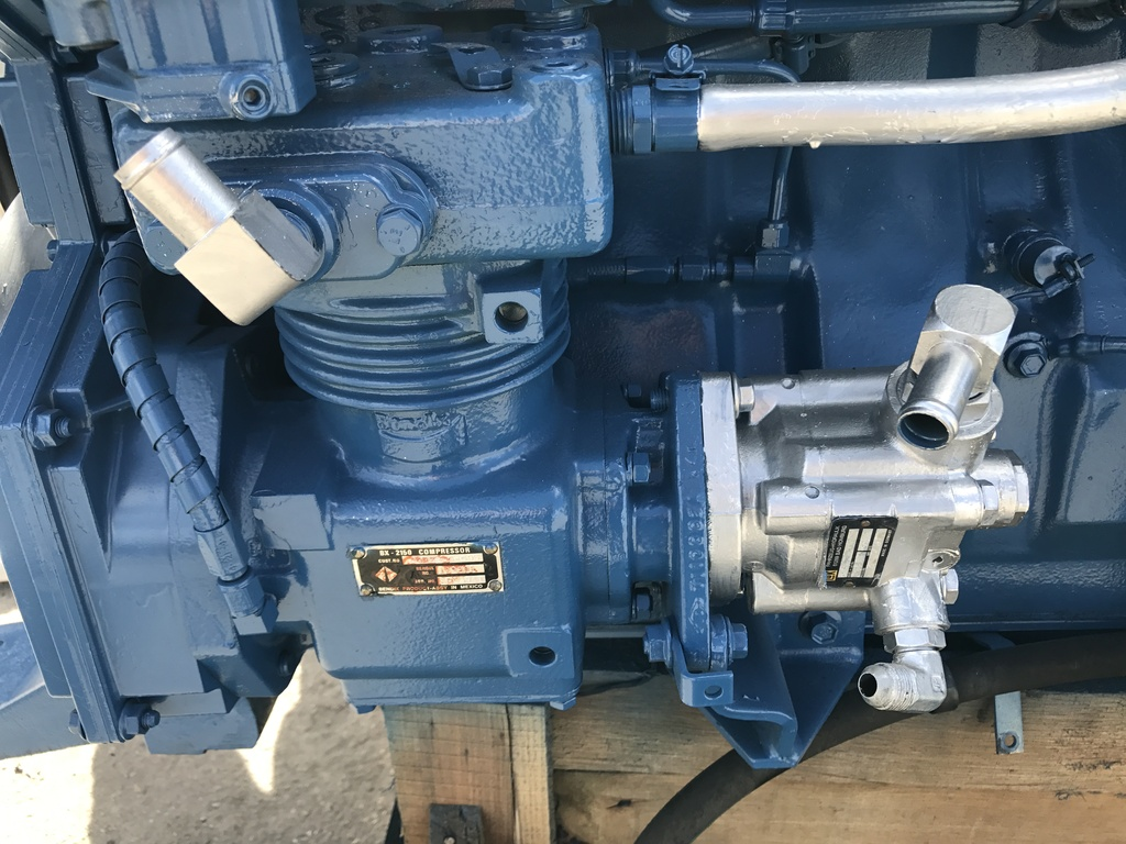 1994 INTERNATIONAL DT466 TRUCK ENGINE FOR SALE #1192