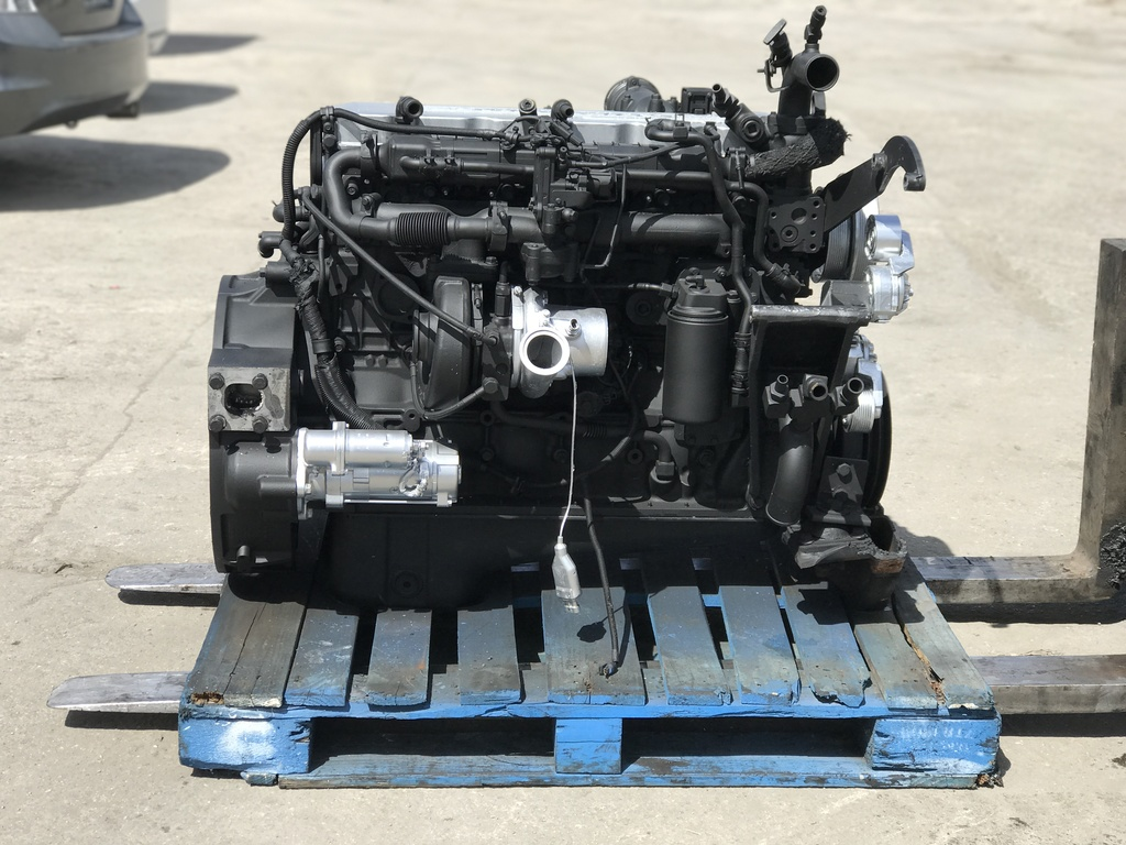 USED CUMMINS ISB TRUCK ENGINE TRUCK PARTS #1198