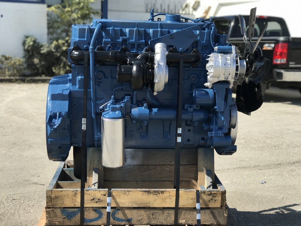 USED 2006 INTERNATIONAL DT466E TRUCK ENGINE FOR SALE IN FL #1215