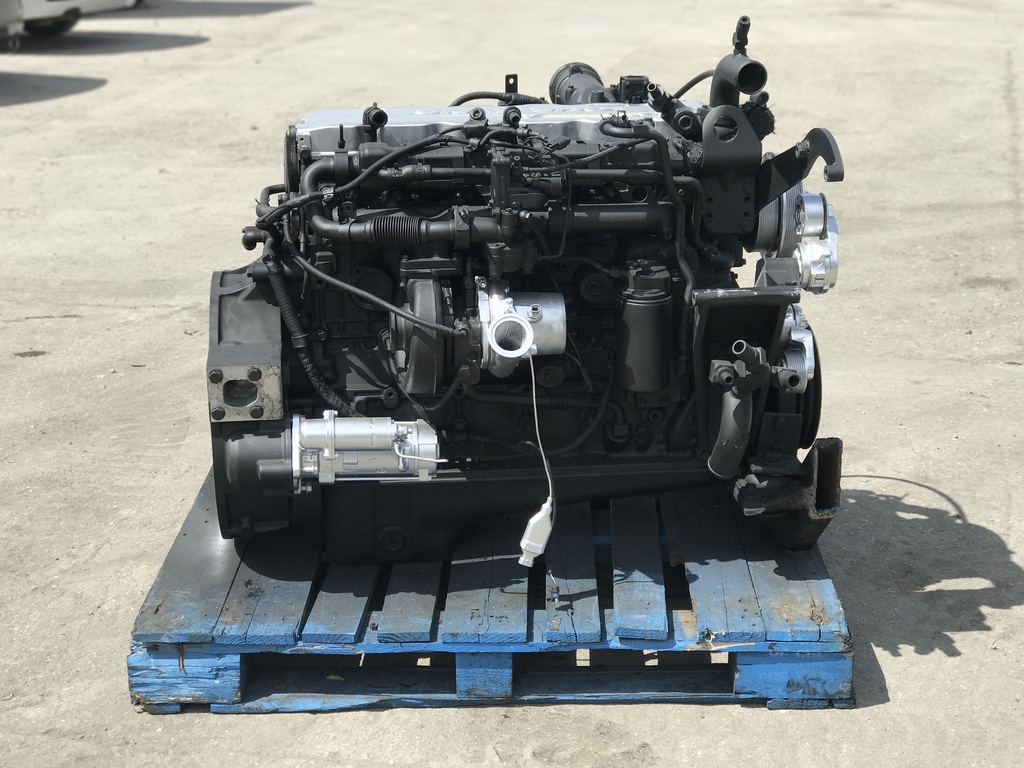 USED CUMMINS ISB TRUCK ENGINE TRUCK PARTS #1200