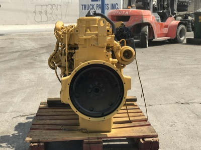 USED 1999 CAT 3126 TRUCK ENGINE TRUCK PARTS #1205-4