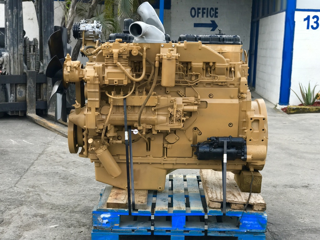 USED 1996 CAT 3406 TRUCK ENGINE FOR SALE IN FL #1238