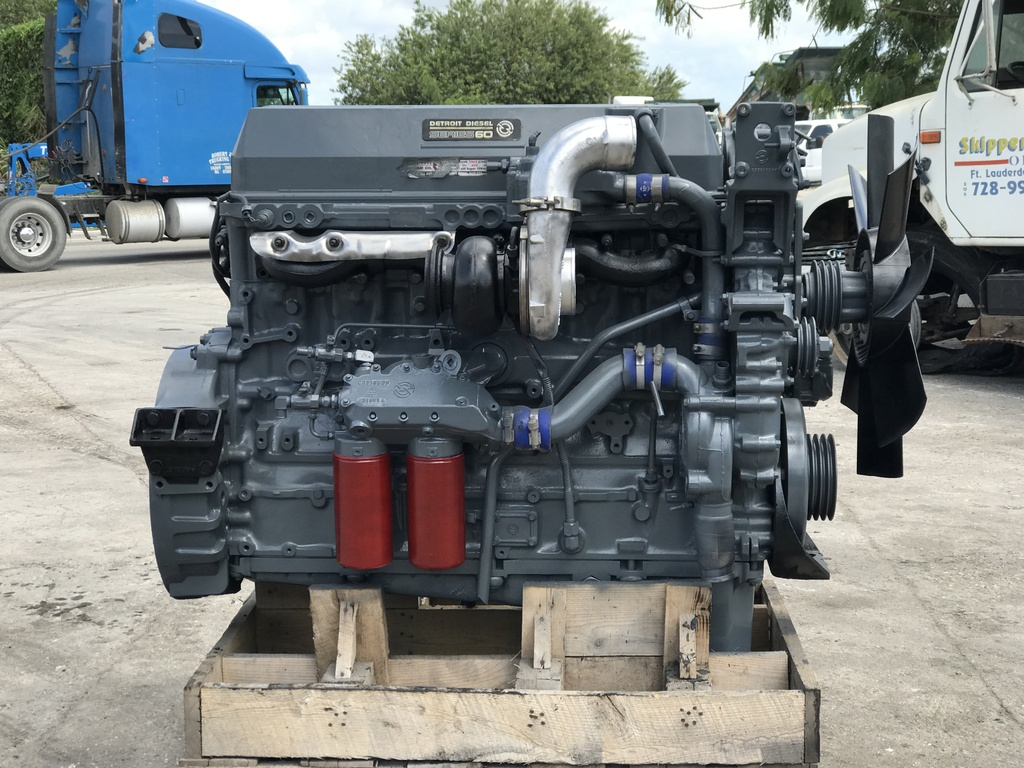 Used 1997 Detroit Series 60 111l Truck Engine For Sale In Fl 1277 Mack 350 Diagram Parts 6
