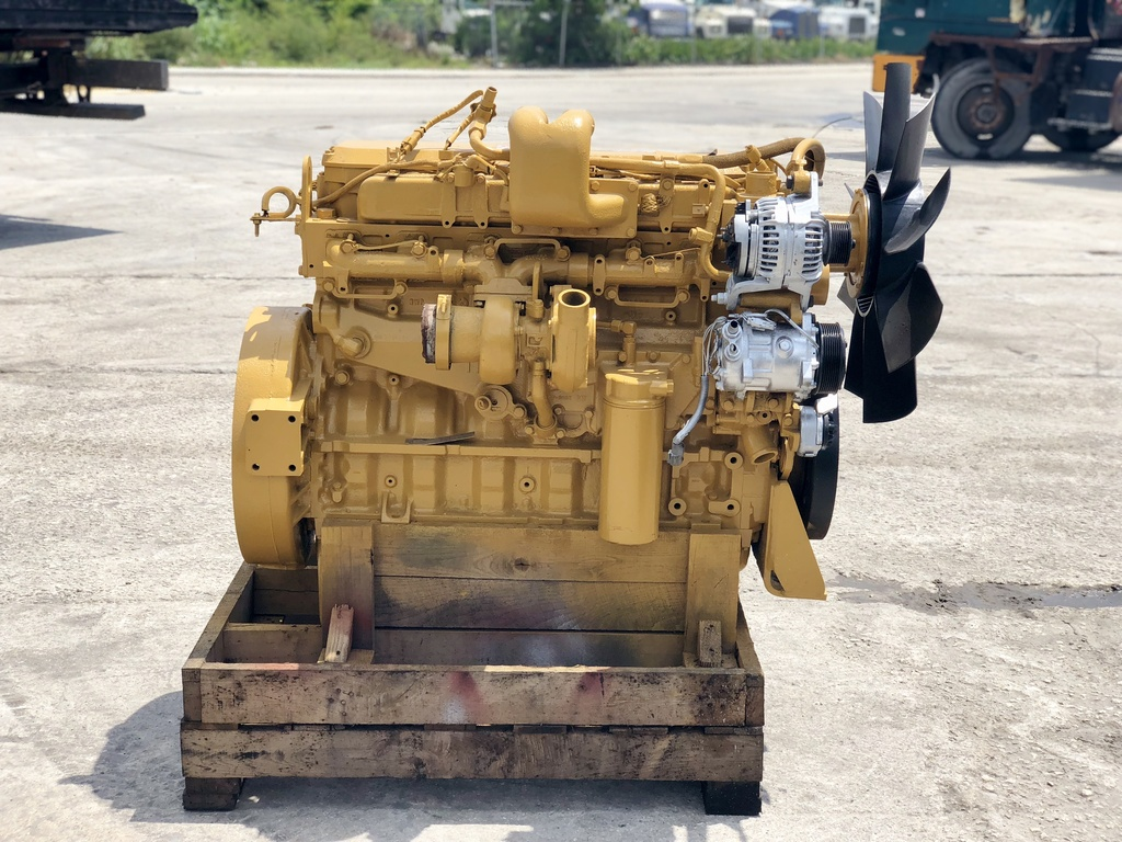 USED 1997 CAT 3126 TRUCK ENGINE TRUCK PARTS #1331