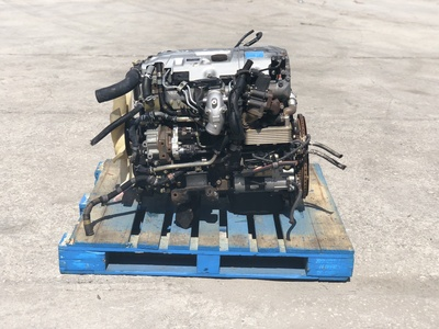 2006 MITSUBISHI  4M50-3AT8 Truck Engine #1400