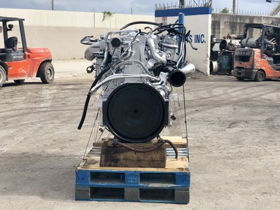 USED 2008 MERCEDES-BENZ OM460LA TRUCK ENGINE TRUCK PARTS #1421-4