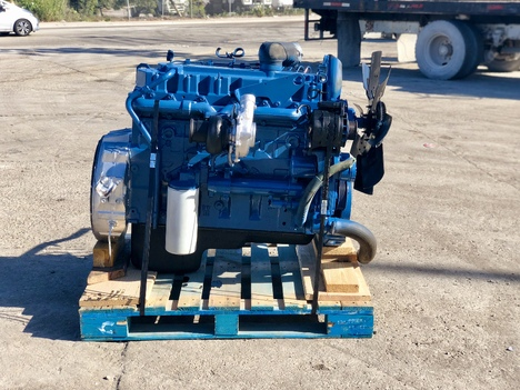 1994 INTERNATIONAL DT466 NGD Truck Engine #1461