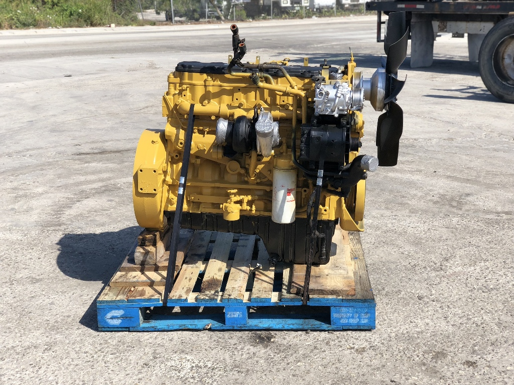 USED 2005 CAT C7 TRUCK ENGINE TRUCK PARTS #1472
