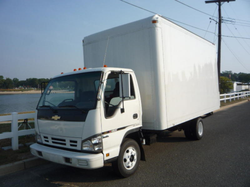 used 2006 chevrolet w4500 box van truck for sale in nj 10424. Black Bedroom Furniture Sets. Home Design Ideas