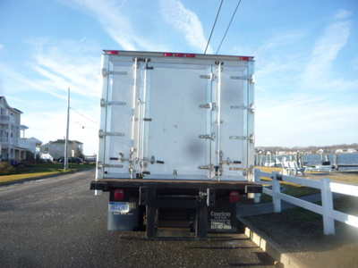 USED 2011 HINO 268 COLDPLATE TRUCK #11123-6