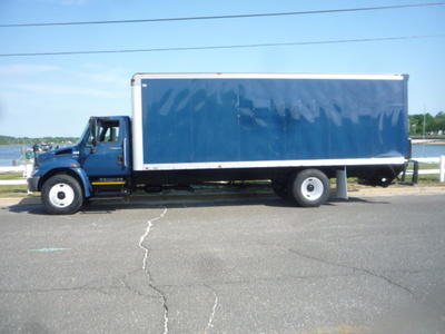 USED 2011 INTERNATIONAL 4300 BOX VAN TRUCK #11188-3