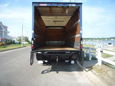 USED 2011 INTERNATIONAL 4300 BOX VAN TRUCK #11188-4