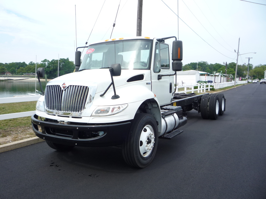 2012 INTERNATIONAL 4400 6X4 Cab Chassis Truck