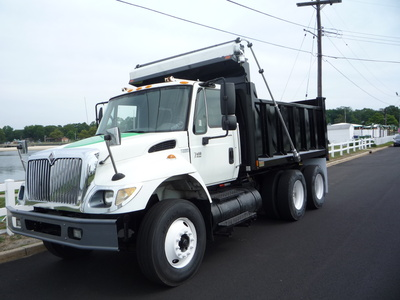 Used 2005 International 7400 6x4 Dump Truck For Sale In In